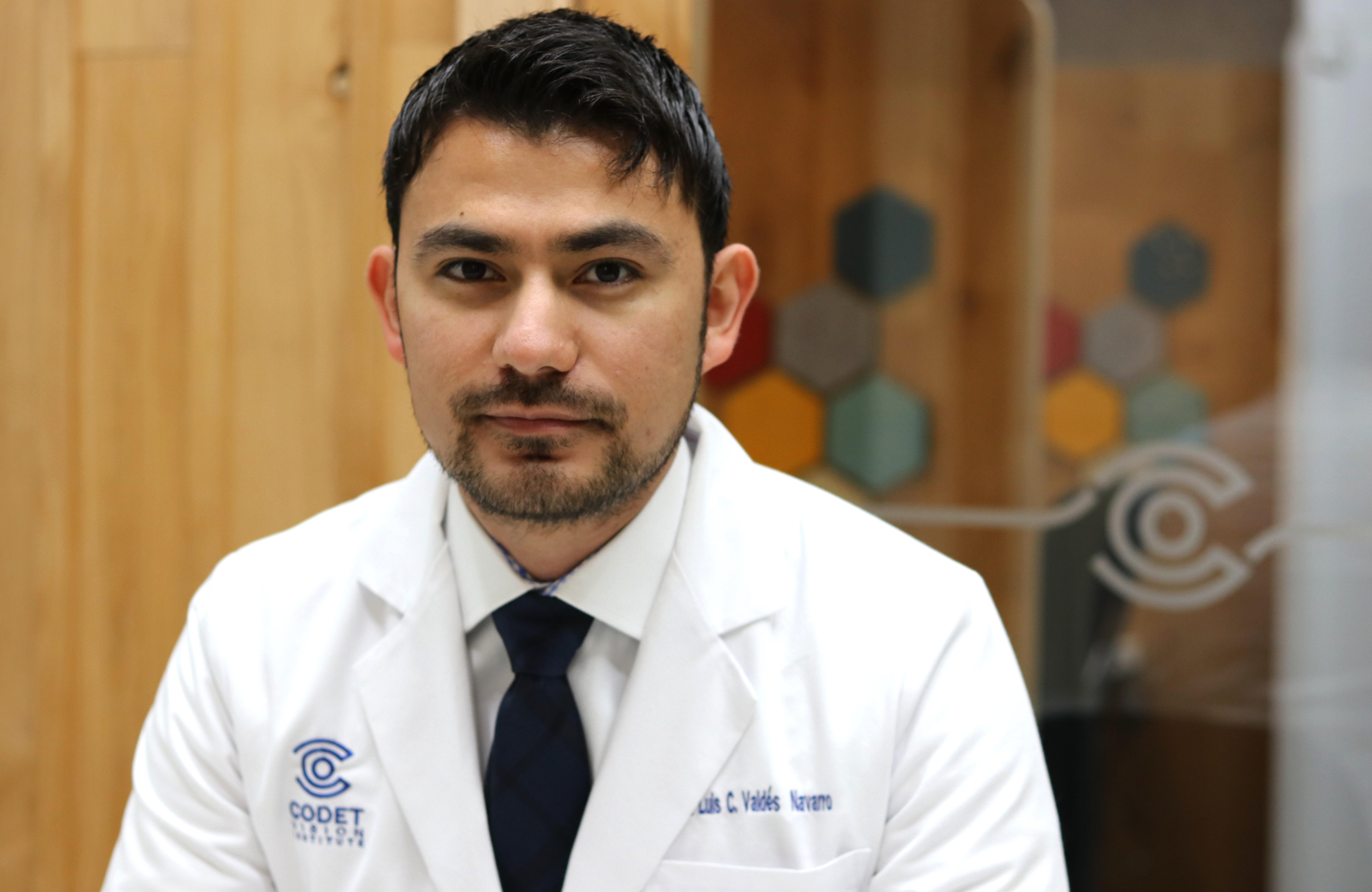 Dr. Luis Valdés
